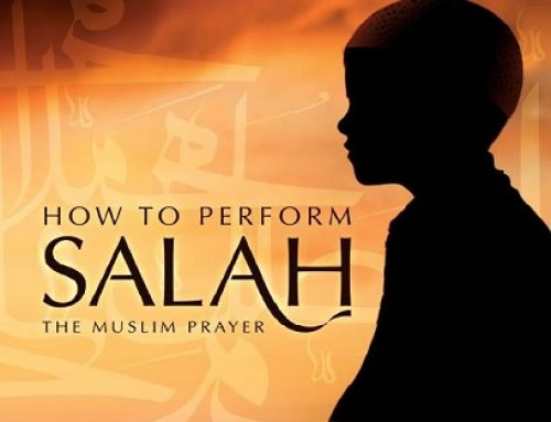 How to perform Prayer/Salat
